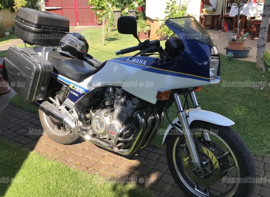 YAMAHA XJ 900 58L, 2. kép
