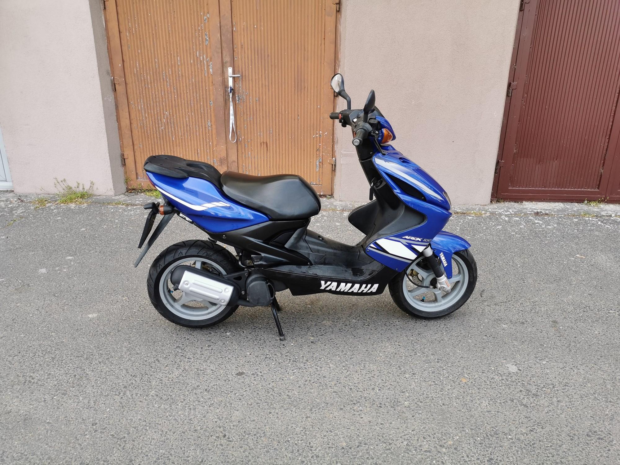 YAMAHA AEROX 100, 3. kép