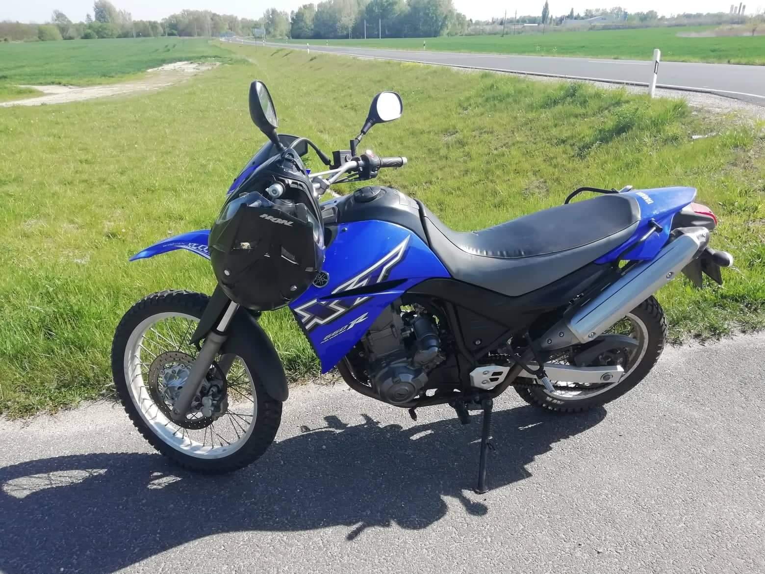 YAMAHA XT660R, 5. kép