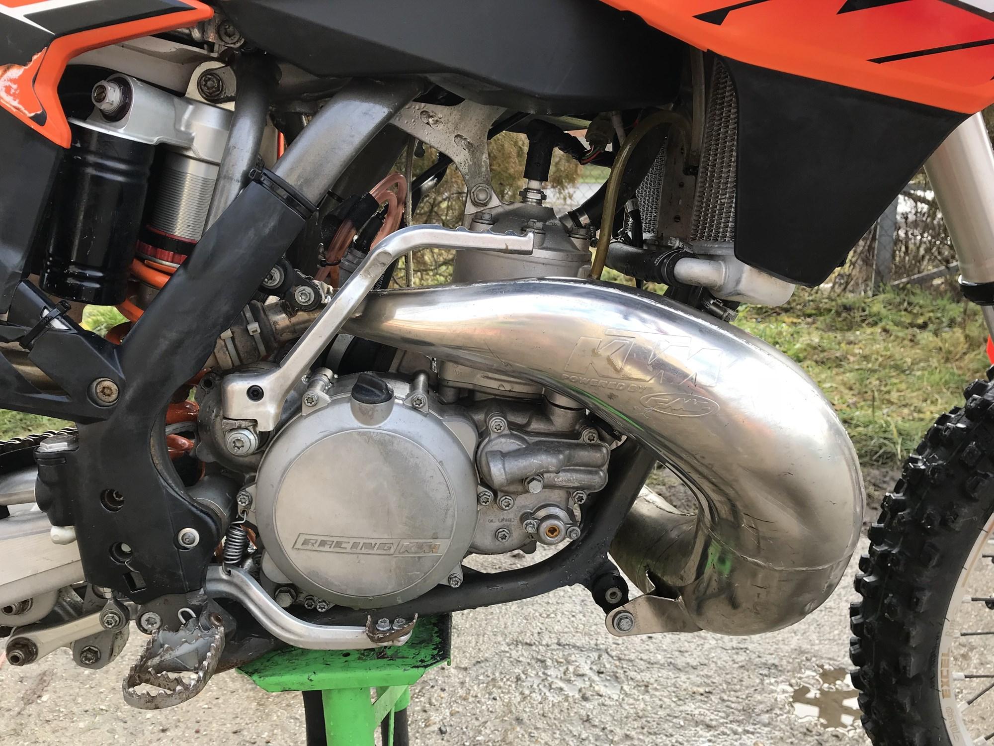 KTM SX 250, 4. kép