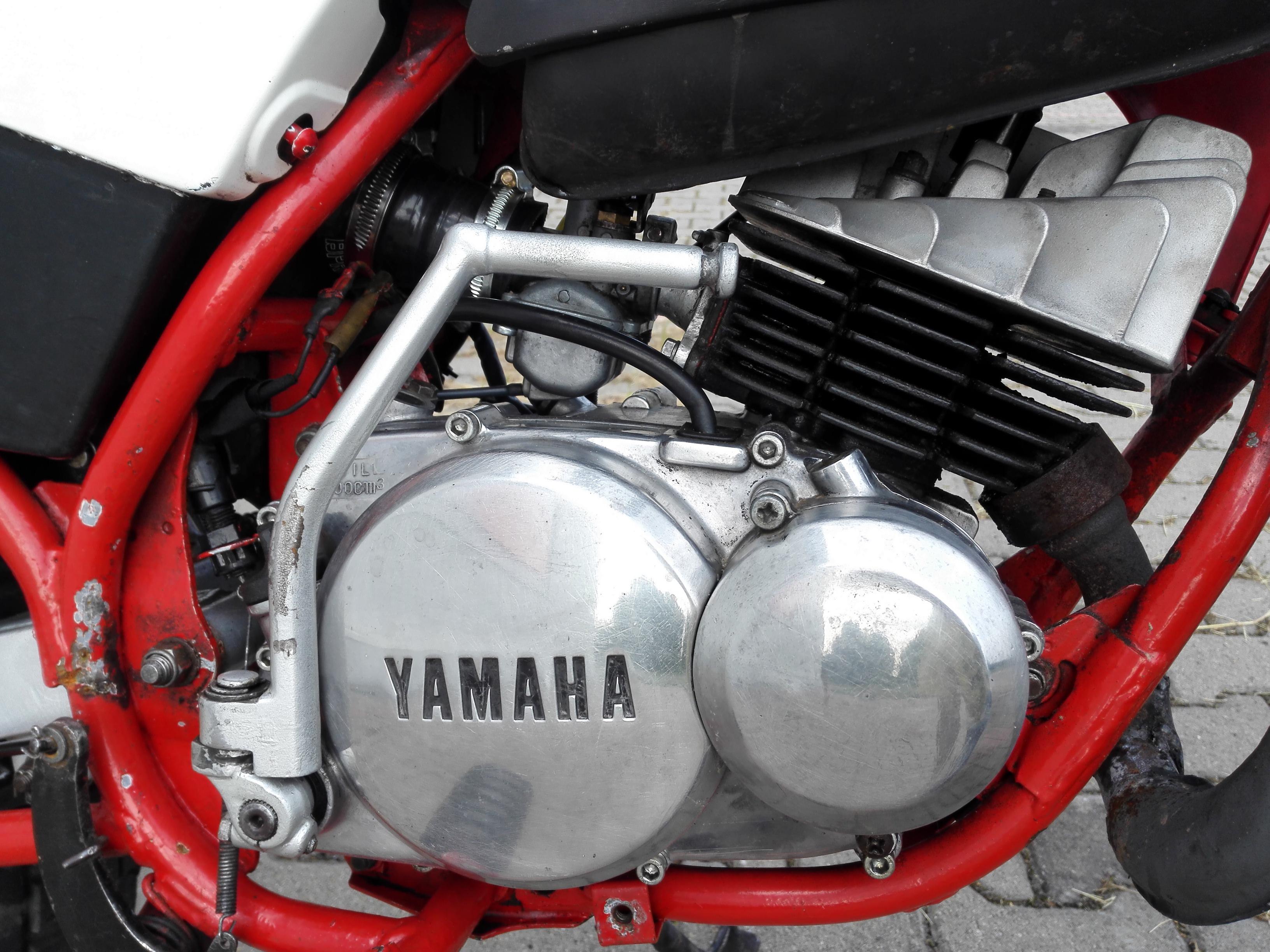 YAMAHA DT 50, 3. kép