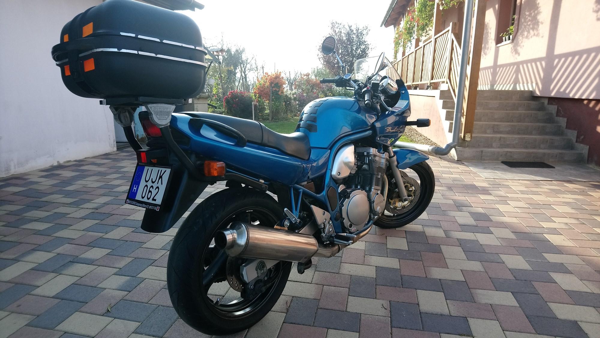 SUZUKI GSF 600 S, 4. kép