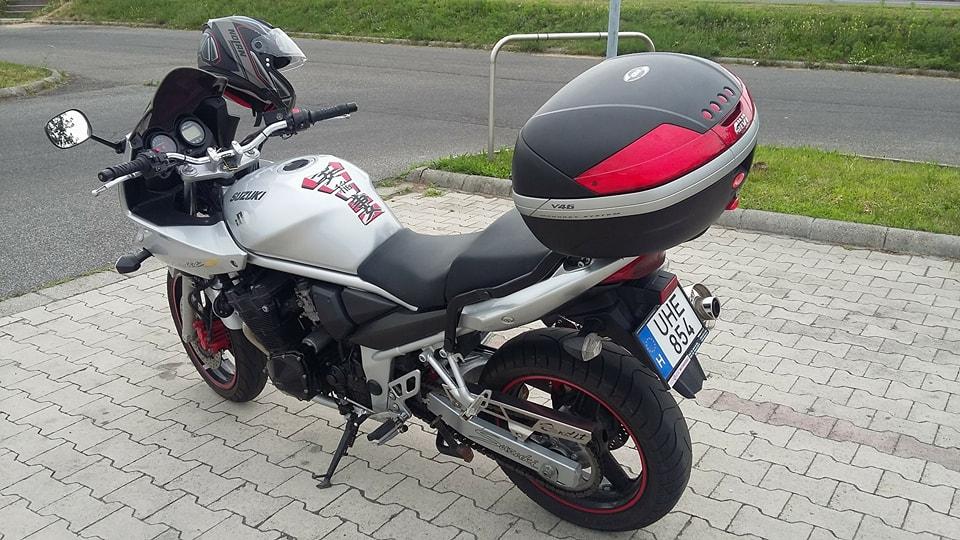 SUZUKI BANDIT GSF 650 S, 3. kép