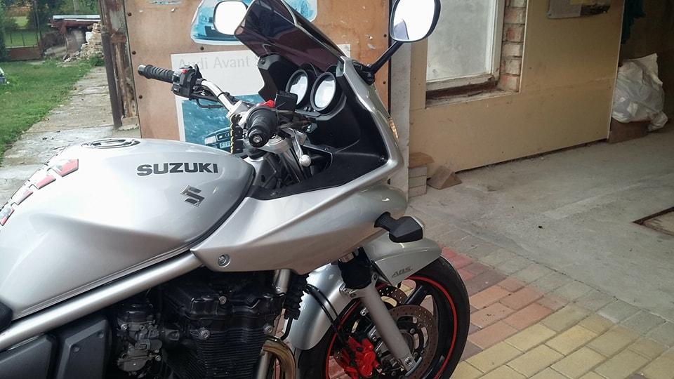 SUZUKI BANDIT GSF 650 S, 4. kép