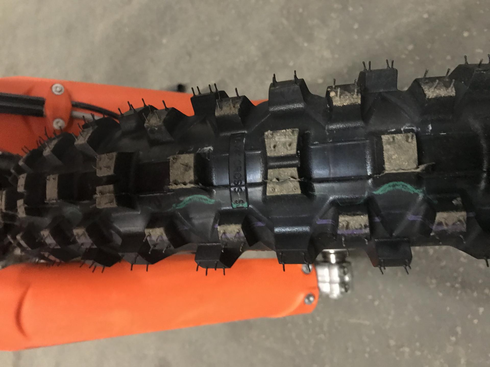 KTM 150 XC-W (117 üzemóra), 5. kép