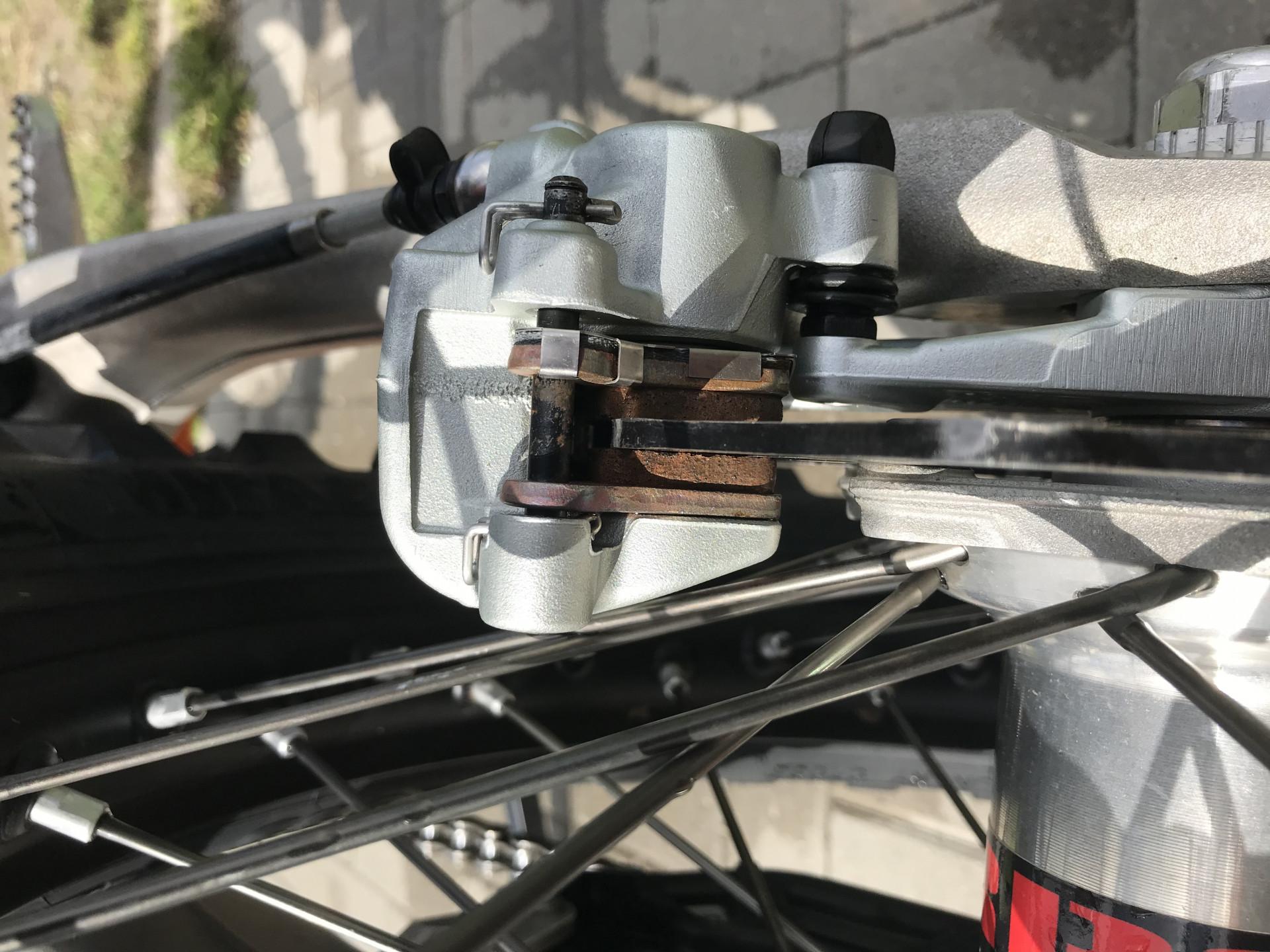 KTM 150 XC-W (117 üzemóra), 7. kép