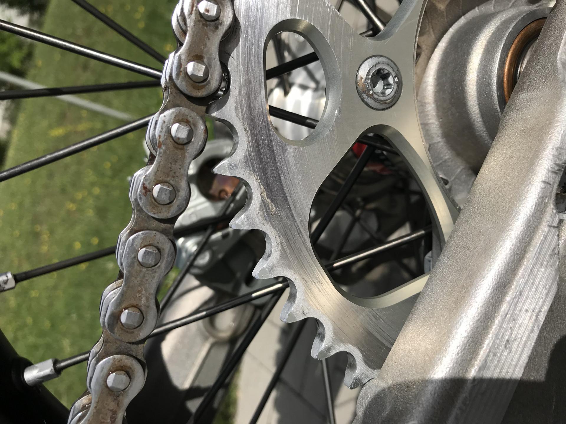 KTM 150 XC-W (117 üzemóra), 8. kép