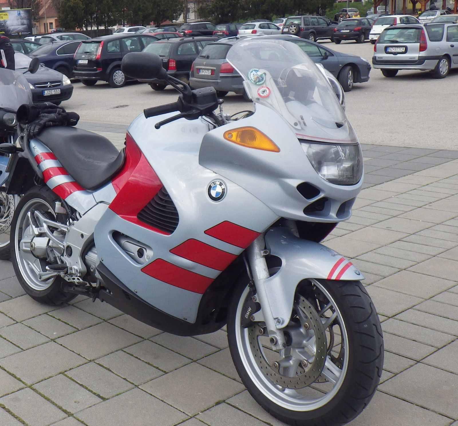 BMW K 1200 RS, 1. kép