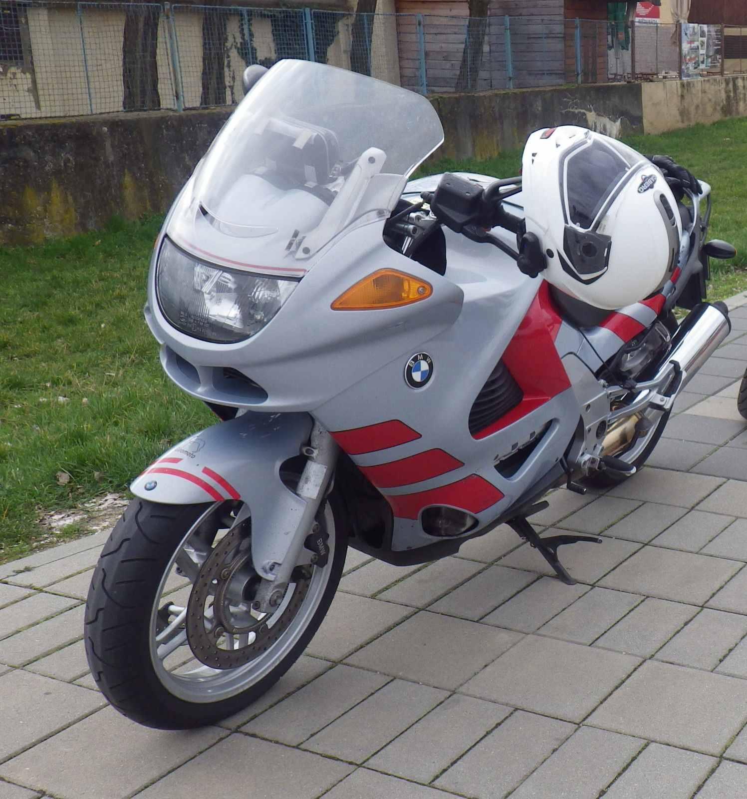 BMW K 1200 RS, 3. kép