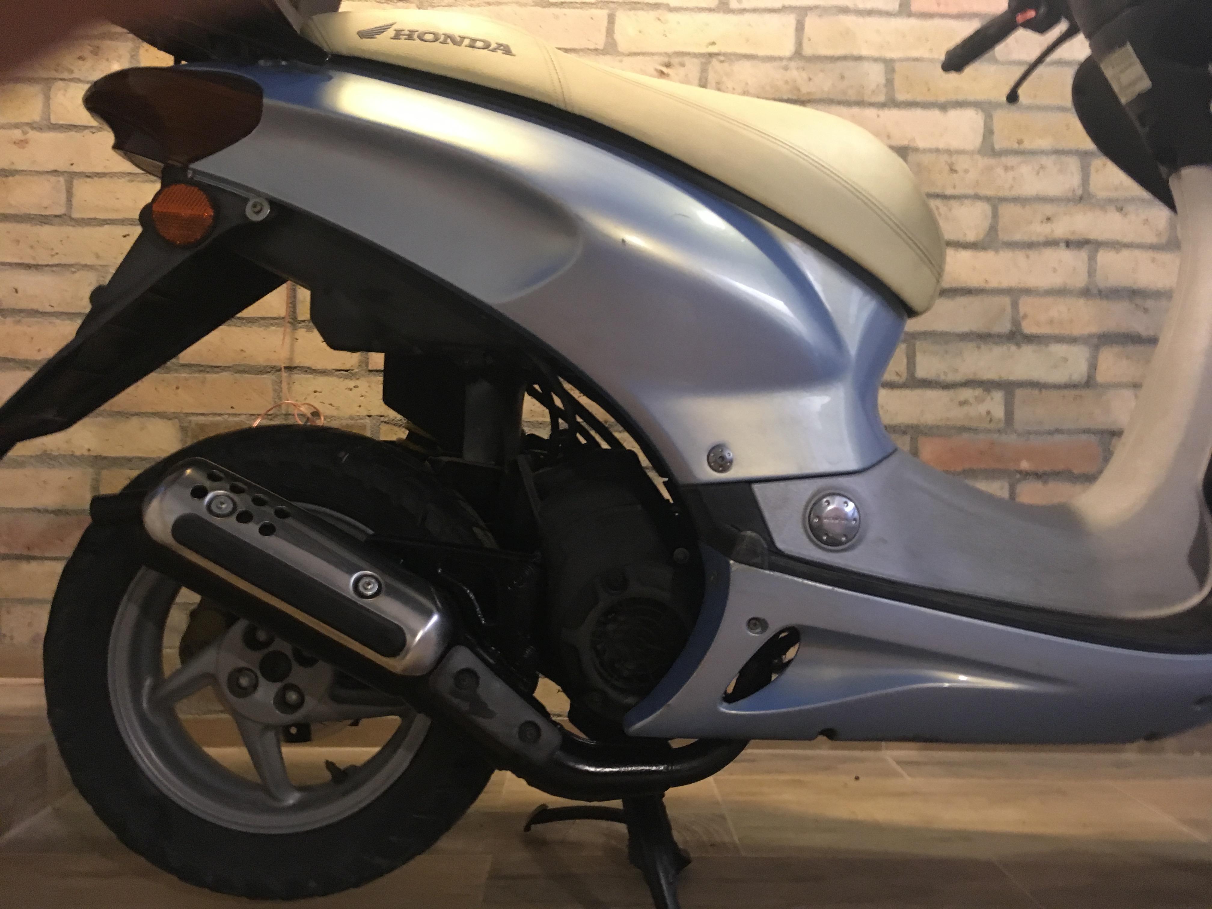 HONDA X8R-X 16 ÉVE CSALÁDBAN, 4. kép