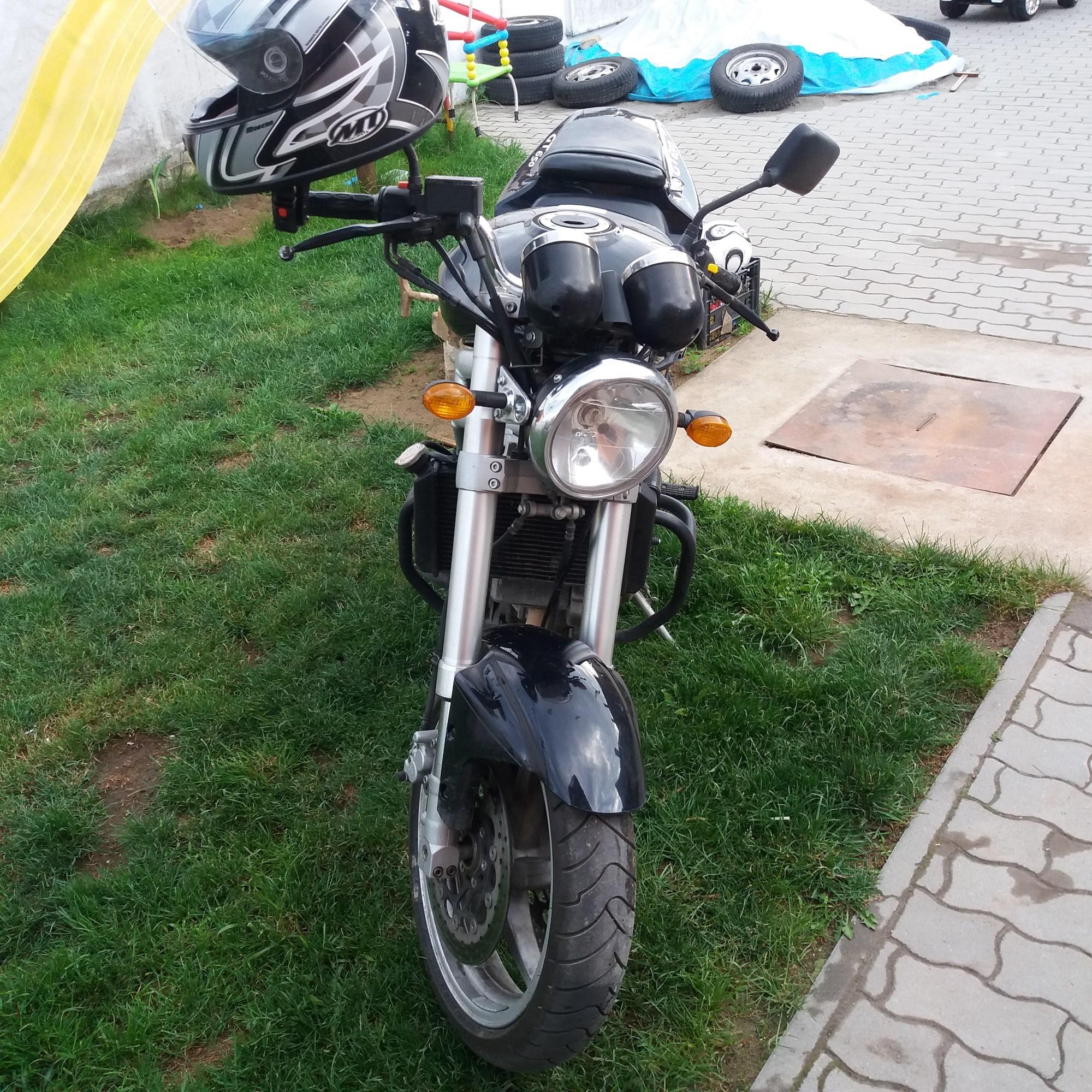 HYOSUNG GT650, 2. kép
