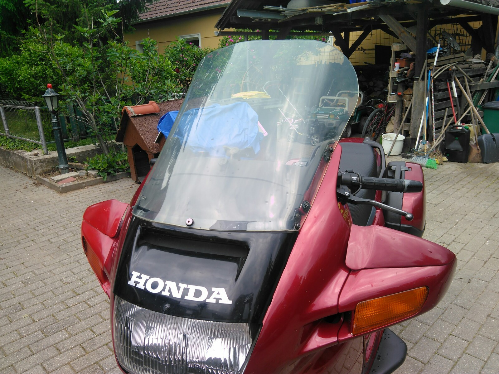 HONDA ST1100R, 8. kép