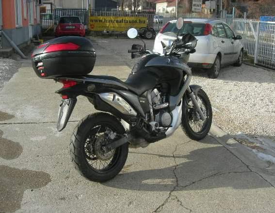 HONDA XL 700 V TRANSALP, 4. kép