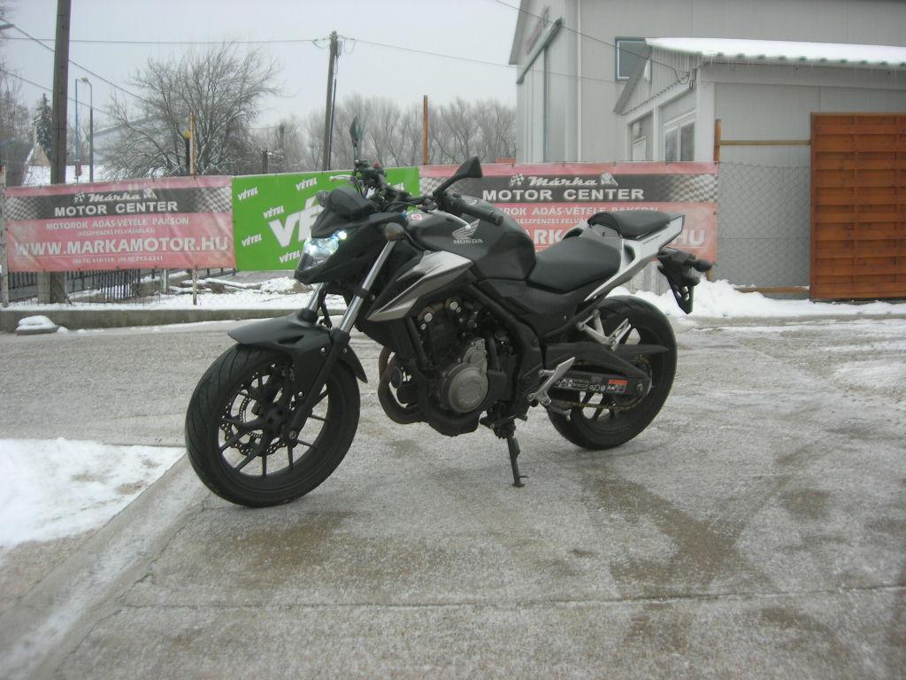 HONDA CB 500 FA ABS 35 KW A2 KAT, 1. kép