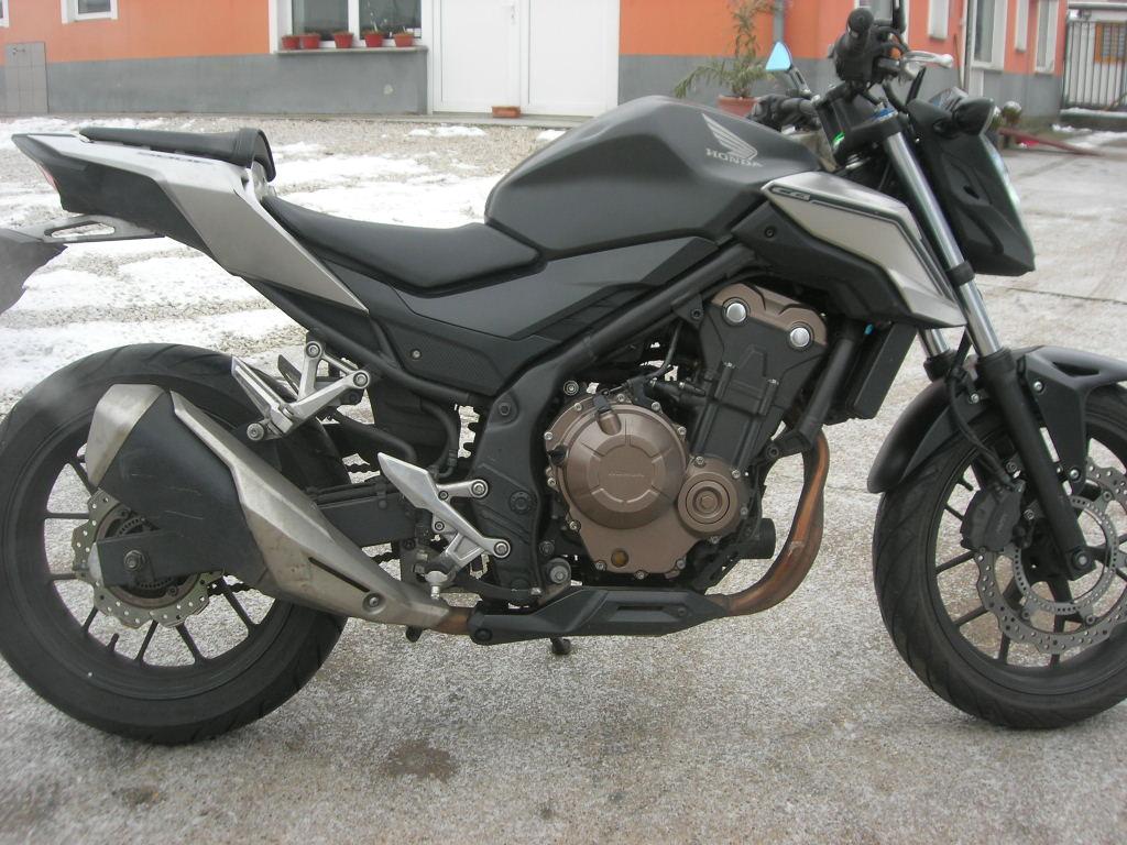 HONDA CB 500 FA ABS 35 KW A2 KAT, 10. kép