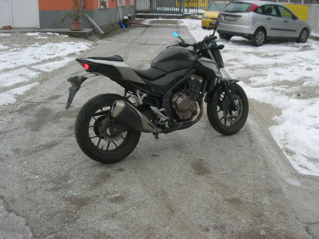 HONDA CB 500 FA ABS 35 KW A2 KAT, 4. kép