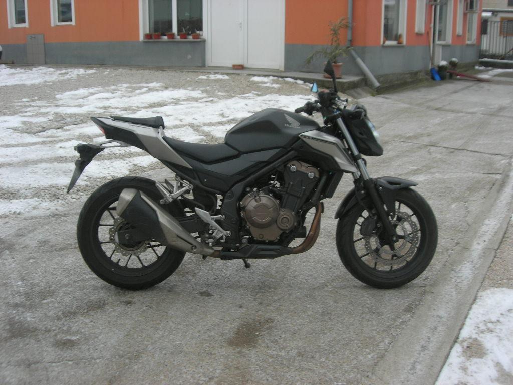 HONDA CB 500 FA ABS 35 KW A2 KAT, 5. kép