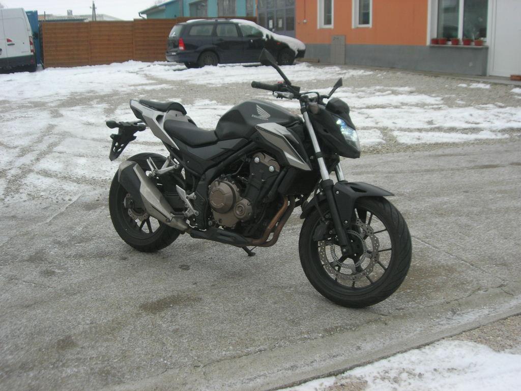 HONDA CB 500 FA ABS 35 KW A2 KAT, 6. kép