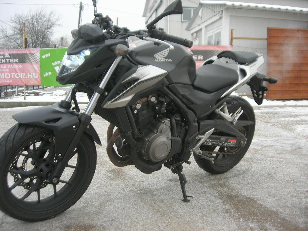 HONDA CB 500 FA ABS 35 KW A2 KAT, 7. kép