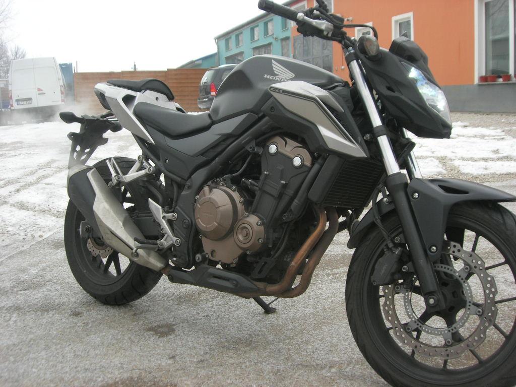 HONDA CB 500 FA ABS 35 KW A2 KAT, 9. kép