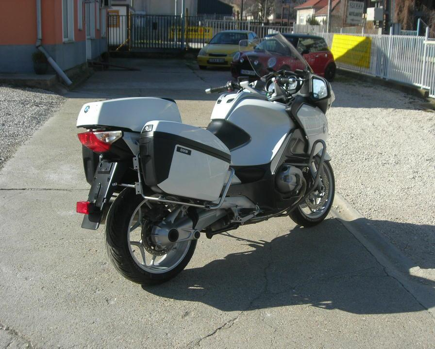 BMW R 1200 RT ABS!, 4. kép