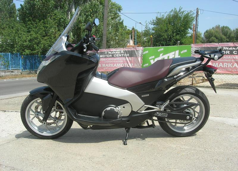 HONDA NC 700 D INTEGRA ABS!, 2. kép
