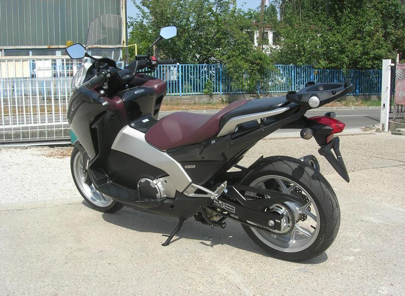 HONDA NC 700 D INTEGRA ABS!, 3. kép