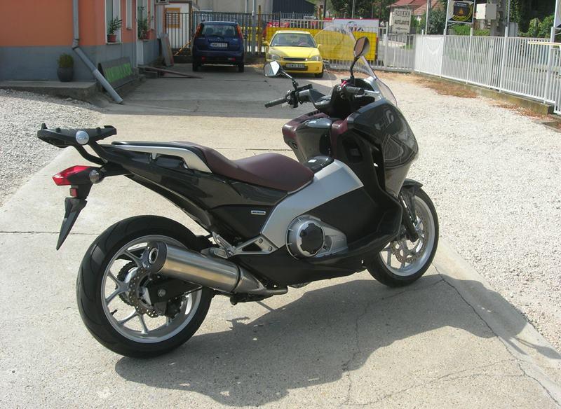 HONDA NC 700 D INTEGRA ABS!, 4. kép