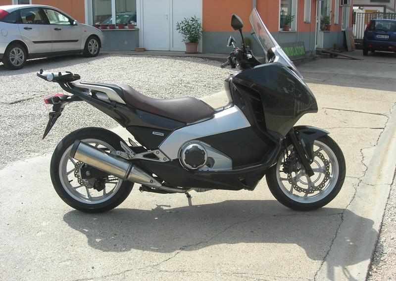 HONDA NC 700 D INTEGRA ABS!, 5. kép