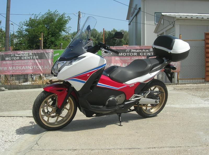 HONDA NC 750 D INTEGRA S ABS!, 1. kép