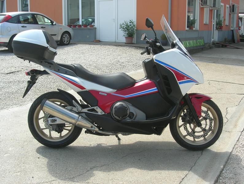HONDA NC 750 D INTEGRA S ABS!, 5. kép