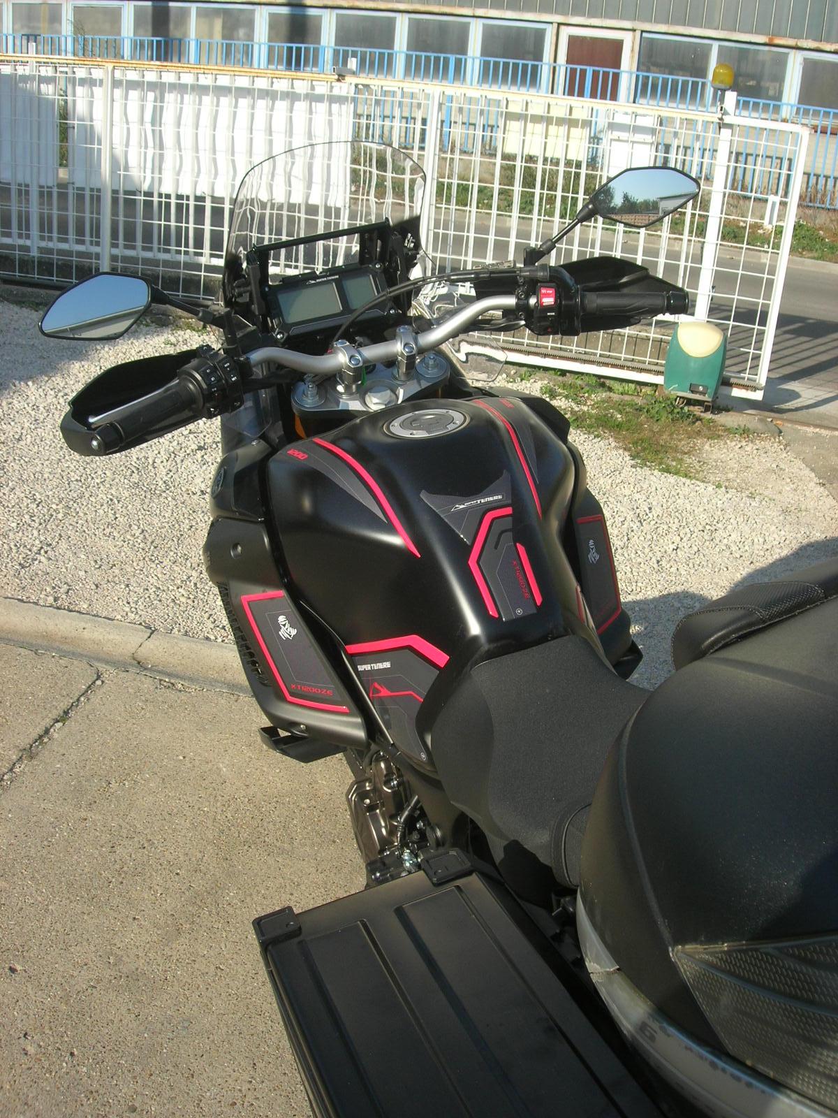 YAMAHA XT 1200 Z SUPERTENERE ABS, 8. kép