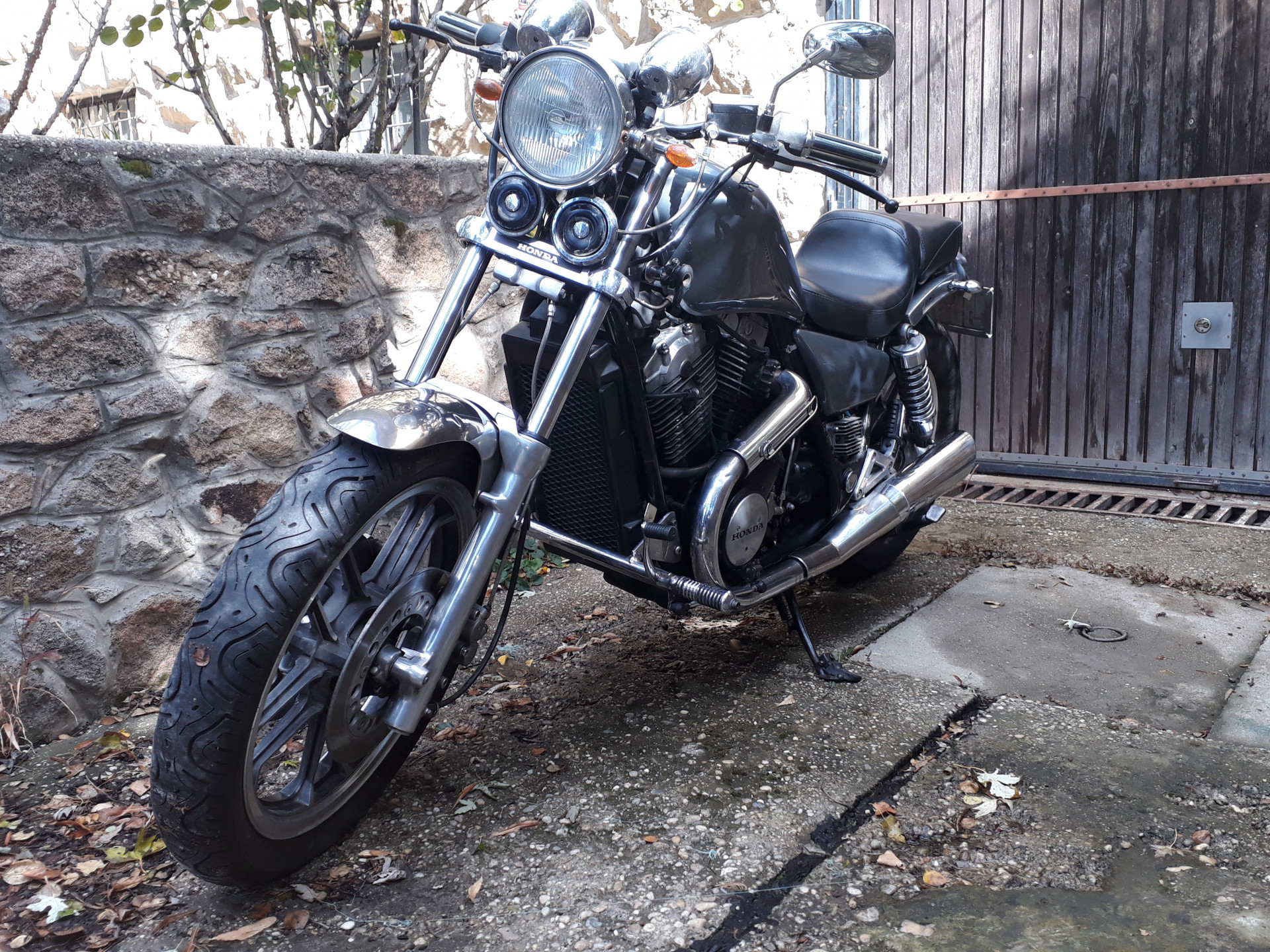 HONDA NV 750C SHADOW, 1. kép