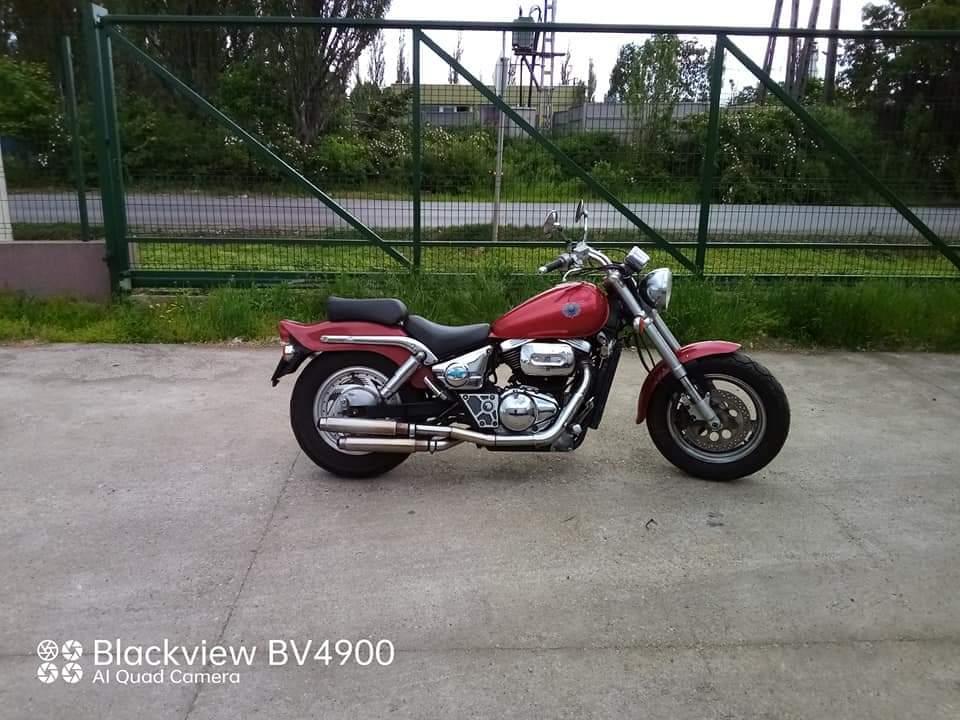 SUZUKI VZ 800 MARUDER, 3. kép