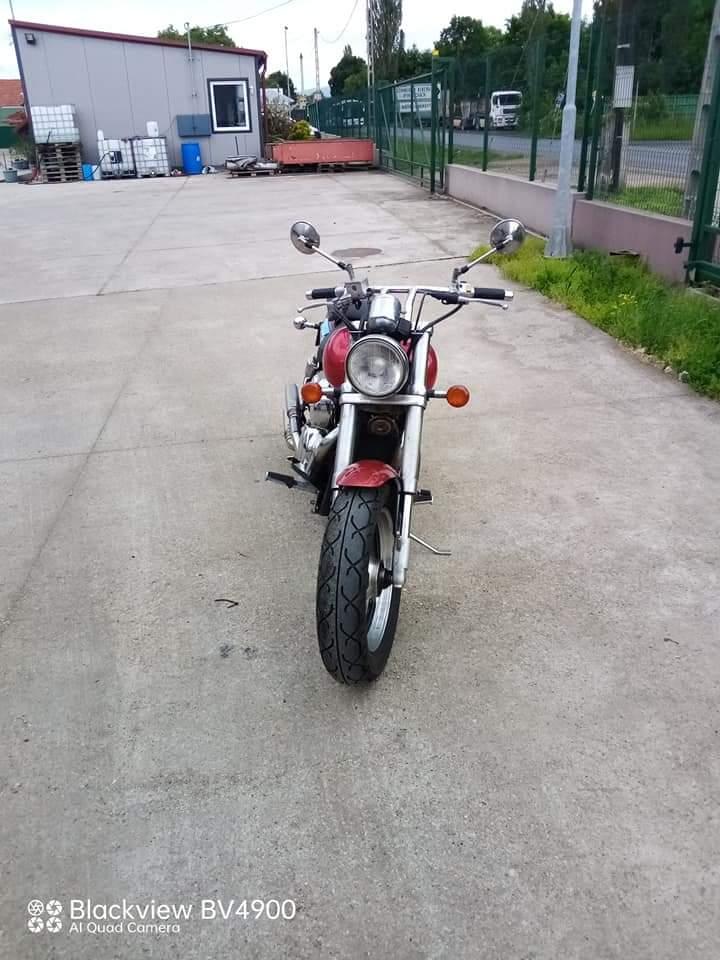 SUZUKI VZ 800 MARUDER, 4. kép