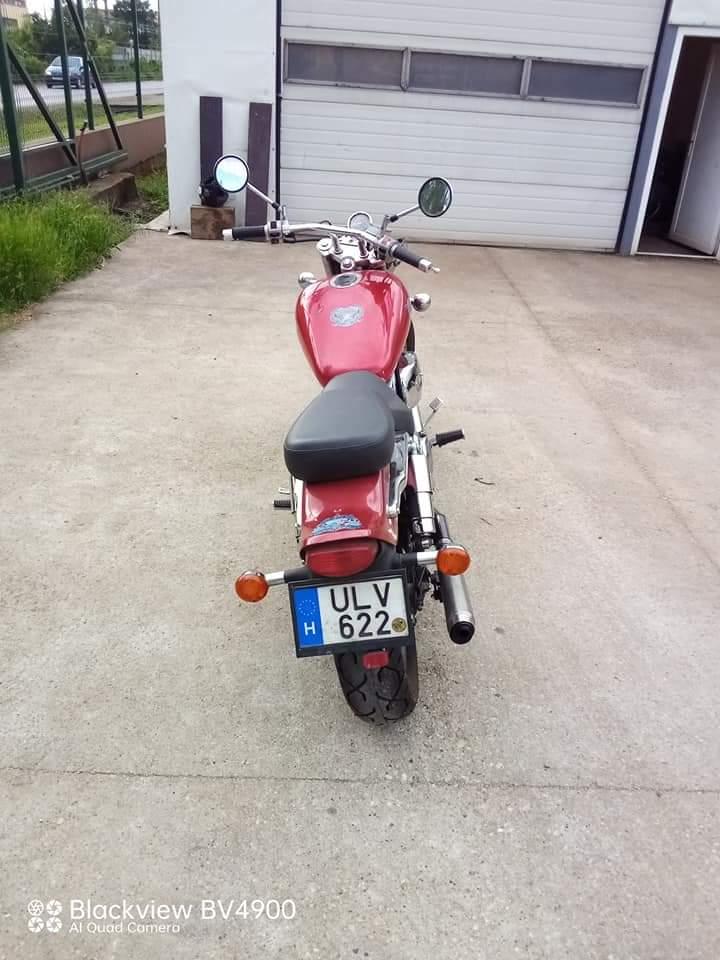 SUZUKI VZ 800 MARUDER, 6. kép